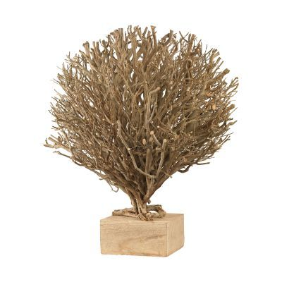 Whitebriar  Wood Sculpture - 2181-013
