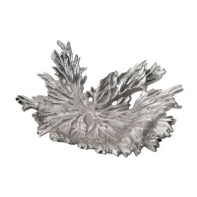 Nickel Star Leaf Bowl - 468-048