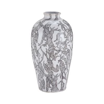 Thicket Hand Painted Vase - 7011-090