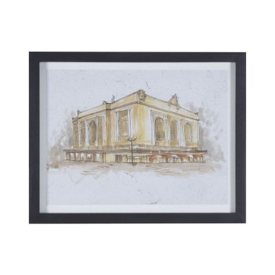 Grand Central Terminal Wall Hanging - 7011-386