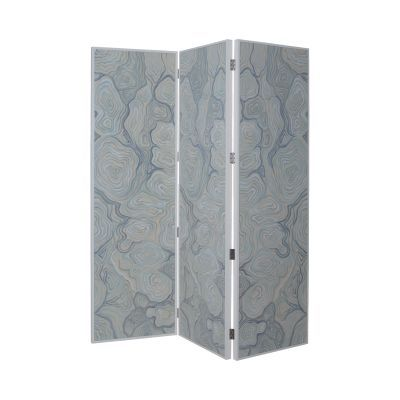 Coastal Agate Folding Screen - 7011-505