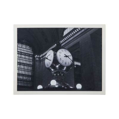 Grand Central Clock Wall Hanging - 7011-619