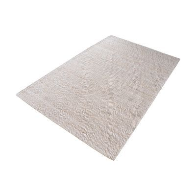 Elsie Handwoven Hemp And Cotton Rug - 2.5ft x 8ft - 8905-123