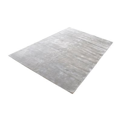 Auram Handwoven Viscose Rug In Silver - 9ft x 12ft - 8905-133