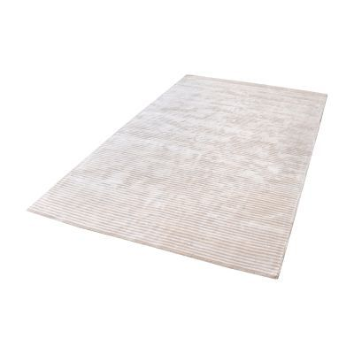 Logan Handwoven Viscose Rug In Ivory - 9ft x 12ft - 8905-173