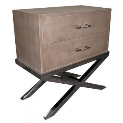 Trademark Leather Chest - 26421