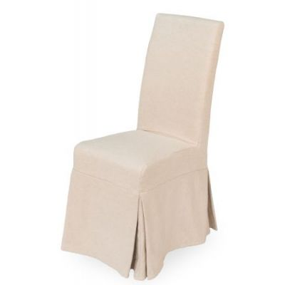 Draped Stoneberry Side Chair - 27174