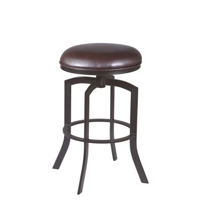 Studio 26'' Counter Height Barstool in Auburn Bay finish - LCST26BABR