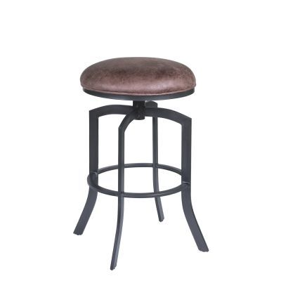 Studio 26'' Counter Height Barstool in Mineral finish - LCST26BATO