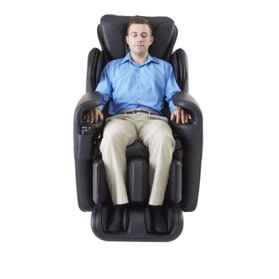 4D Massage Chair in Black - JMR0018-08NA