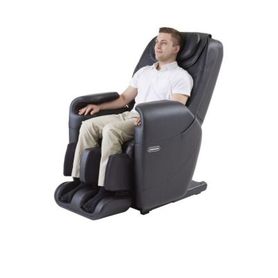 3D Massage Chair in Black - JMR0019-08NA