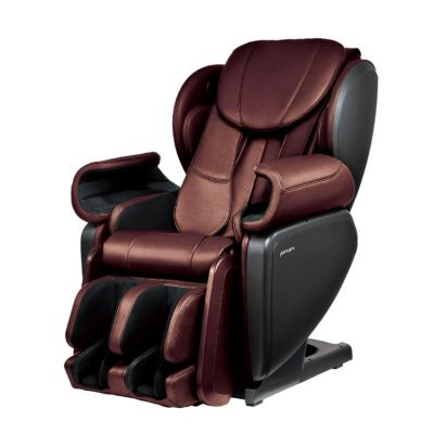 Ultra High Performance Deep Tissue 4D Massage Chair in Wine - JMR0031-14NA