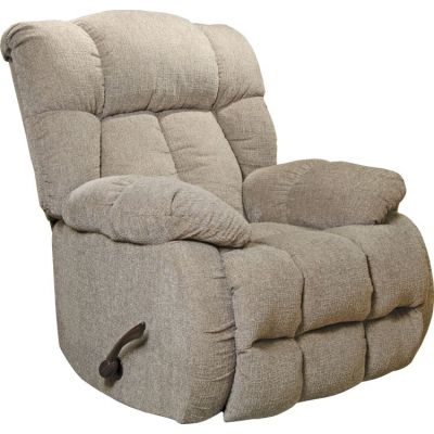 Brody Rocker Recliner in Otter - 47742150628
