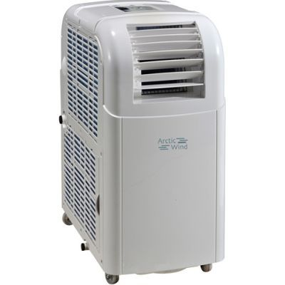 BTU Portable Air Conditioner, Washable - AP8018