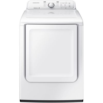 7.2 Cu.Ft. 3000 Series Electric Dryer in White - DV40J3000EW