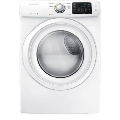 7.5 Cu. Ft. Front Load Electric Dryer in White - DV42H5000EW