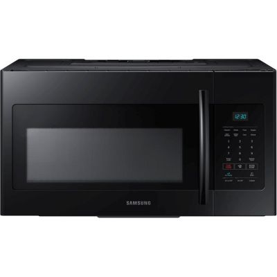 1.6 Cu. Ft. Over-the-Range Microwave in Black - ME16H702SEB