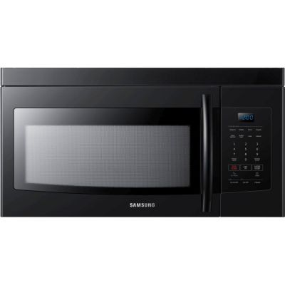 1.6 Cu. Ft. Over-the-Range Microwave in Black - ME16K3000AB