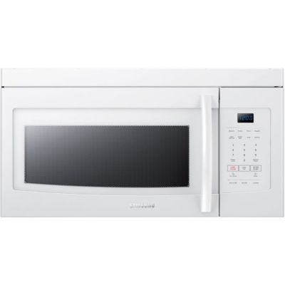 1.6 Cu. Ft. Over-the-Range Microwave in White - ME16K3000AW