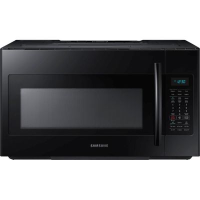 1.8 Cu. Ft. Over-the-Range Microwave in Black - ME18H704SFB