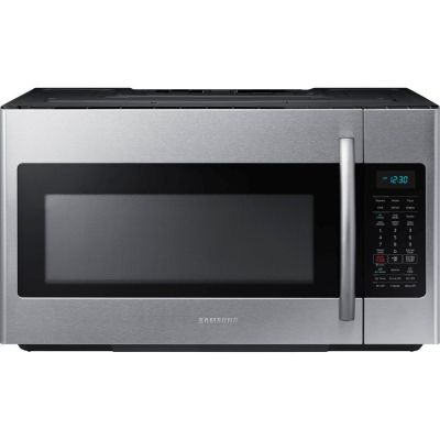 1.8 Cu. Ft. Over-the-Range Microwave in Stainless Steel - ME18H704SFS