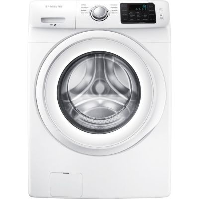 4.2 Cu. Ft. Front Load Washer in White - WF42H5000AW