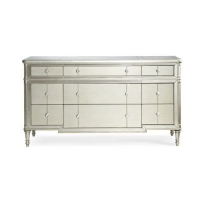 Eliana 9 Drawer Chest in Soft Champagne - 3245-BR-910EC