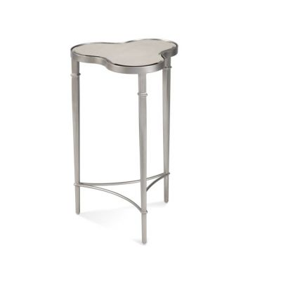 Clover Scatter Table in Platinum Finish - A2344EC