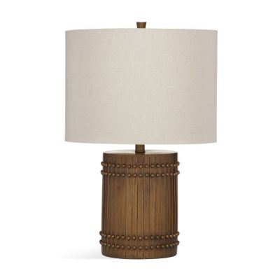 Amiel Table Lamp in Antique Gold - L3221TEC