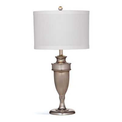 Winthrop Table Lamp in Antique Silver Leaf - L3280TEC