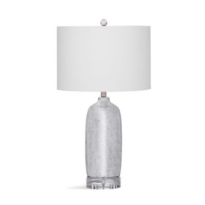 Bentham Table Lamp in Silver Mercury Glass - L3295TEC