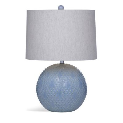 Kettler Table Lamp in Light Blue - L3330TEC