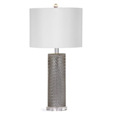 Nina Table Lamp in Mercury Glass - L3336TEC