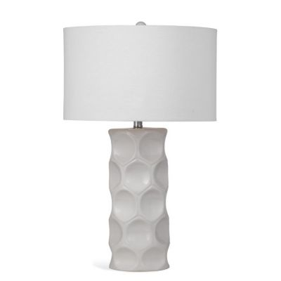 Cassidy Table Lamp in Cream - L3339TEC
