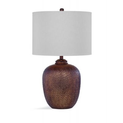 Trevor Table Lamp in Antique Copper - L3348TEC
