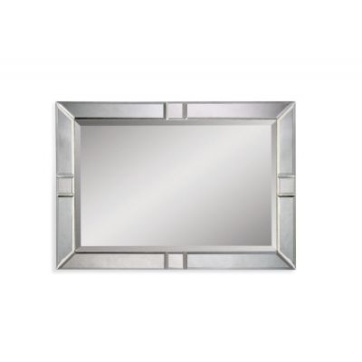 Barbarella Wall Mirror  in Bevel Mirror - M2846BEC