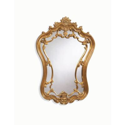 Hermosa Wall Mirror  in Gold Leaf - M2968EC