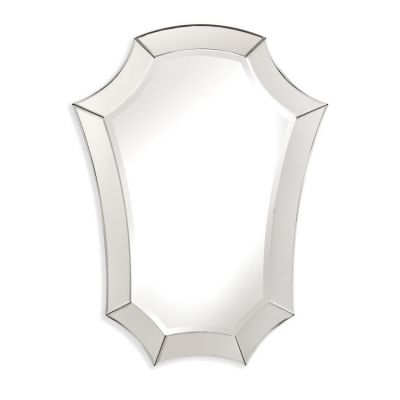 Kester Wall Mirror in Clear - M3777BEC