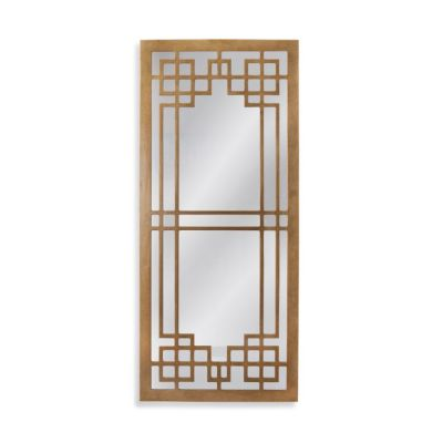 Gabriel Wall Mirror in Gold Leaf - M3815EC