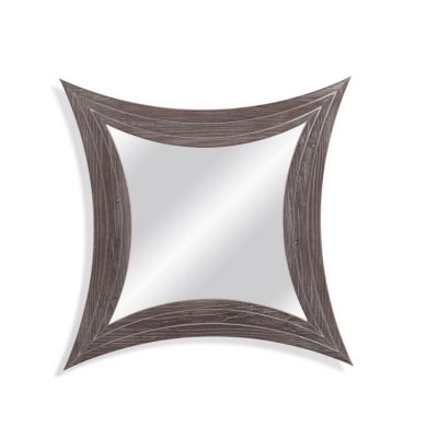 Atwater Wall Mirror in Weathered Grey - M3844EC