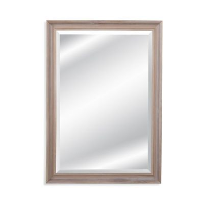 Harleigh Wall Mirror in Natural Wood - M4026BEC