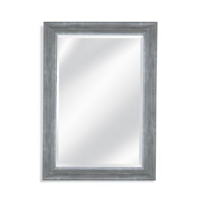 Lail Wall Mirror in Distressed Gray - M4030BEC