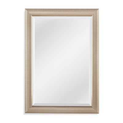 Grace Wall Mirror in Dark Silver - M4032BEC