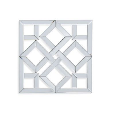 Vida Wall Mirror in Clear - M3782EC