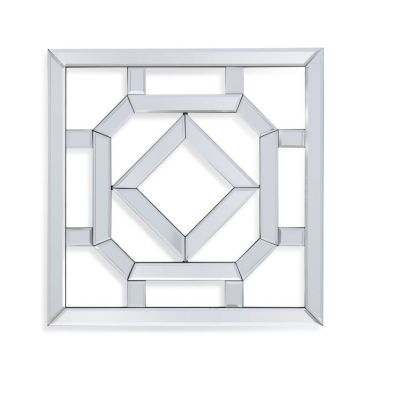 Kerry Wall Mirror in Clear - M3783EC