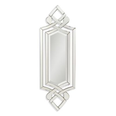 Rhett Wall Mirror in Clear - M3786BEC