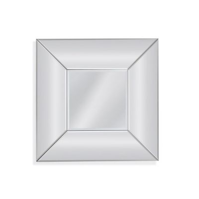 Wolseley Wall Mirror in Clear - M3941BEC
