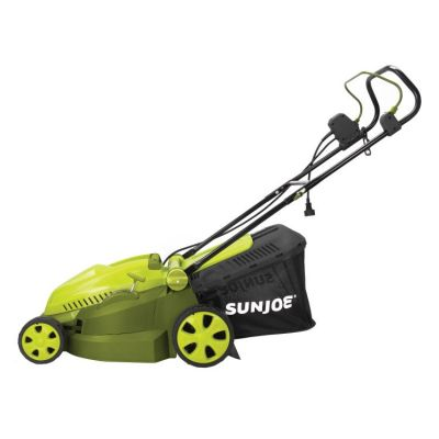 16-Inch 12-Amp Electric Lawn Mower & Mulcher - MJ402E