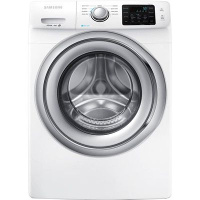 4.2 Cu. Ft. Front Load Washer in White - WF42H5200AW