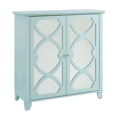 Winter Seafoam Large Cabinet with Mirror Door - WK121SEA01U